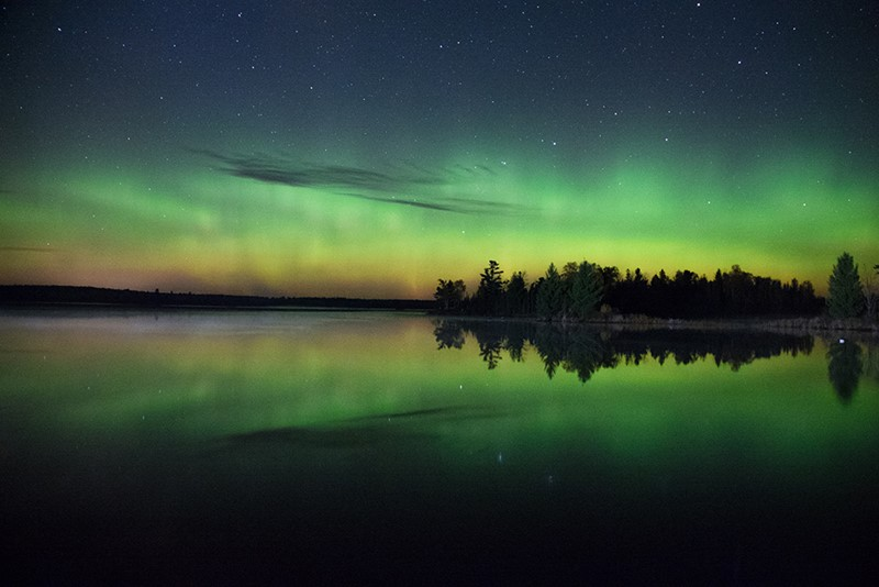 In search of the aurora borealis in Finland and Norway